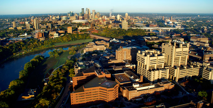 University of Minnesota - Twin Cities